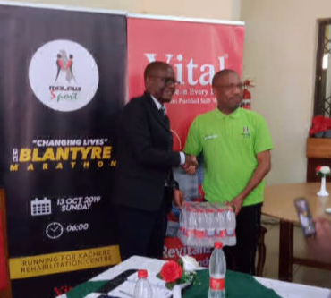 MNCS Partners with Rab Processors in the Blantyre City Marathon
