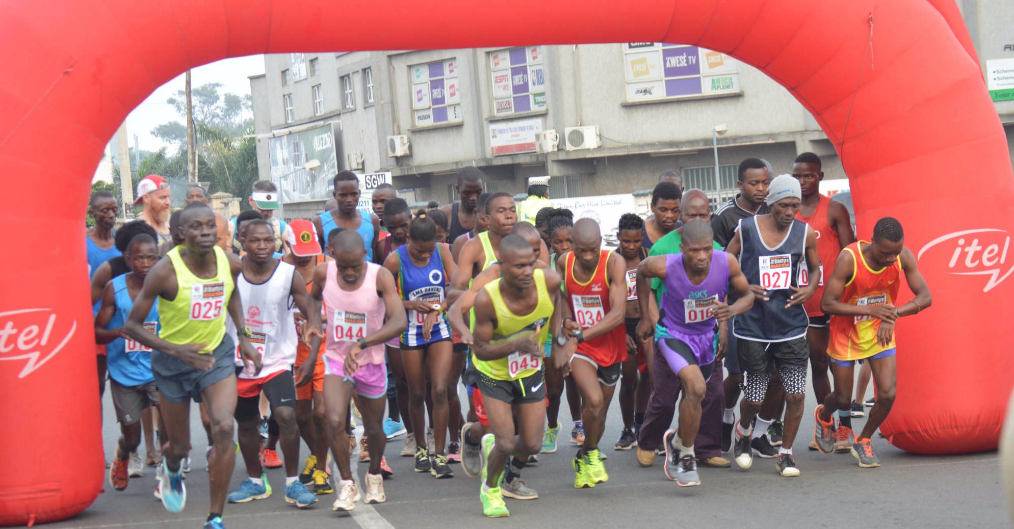 Blantyre City 2019 Marathon