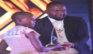 Junior Sports Female of the year
