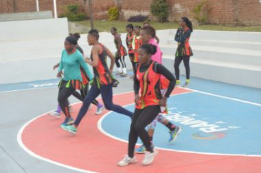Queens charged for netball world cup