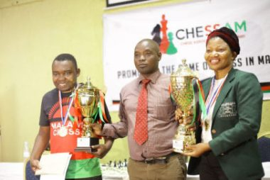 Mwale and Namangale qualify for World Chess Olympiad