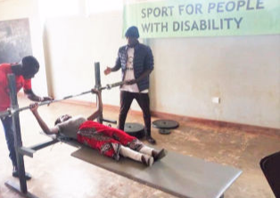 Powerlifting Added in Paralympics